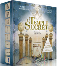 jeu Le Temple Secret